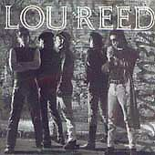 New York by Lou Reed (CD, Oct-1990, Sire LOU REED DEAD AT 71/  REST IN PEACE LOU