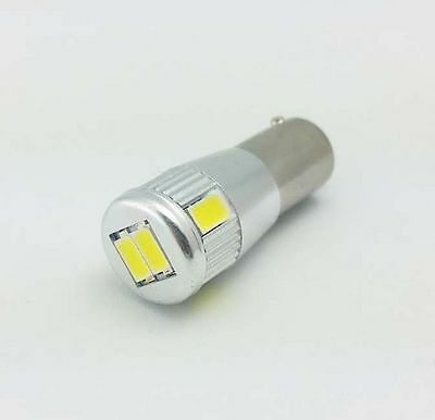 H21W BAY9s WHITE 5630 LED CAN OBC ERROR FREE NEW bulb
