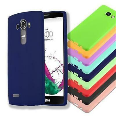 Coque Housse Gel Silicone TPU Ultra Slim Candy LG Etui Protection Case
