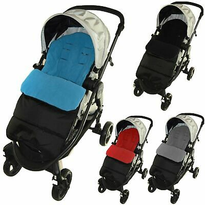 Footmuff / Cosy Toes Cosy Toes Compatible with ABC Design Pushchair Stroller