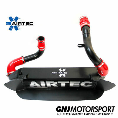 Airtec Stage 3 Gobstopper Front Mount Intercooler Kit Vauxhall Astra H VXR