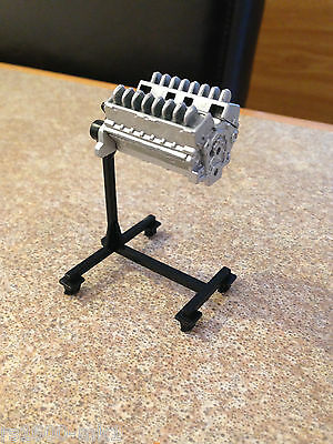 1/18 Scale Gmp Toolkit Engine Stand Modified Garage Workshop Diorama