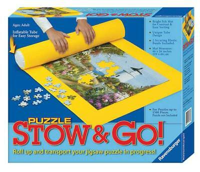 NEW Ravensburger Puzzle Stow & Go 17960