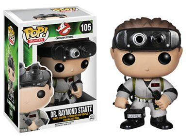 Funko Pop Movies Ghostbusters Dr. Raymond Stantz Vinyl Collectible Action Figure
