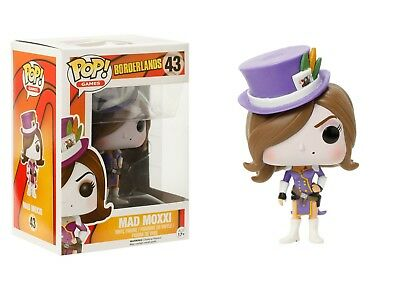 """Funko Pop Games Borderlands: Mad Moxxi Vinyl Action Figure Collectible Toy 3.75"""""""