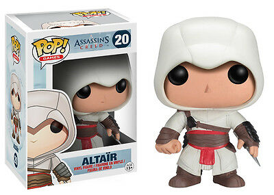 Funko Pop Games Assassin's Creed Altair Vinyl Action Figure Collectible Toy 3729