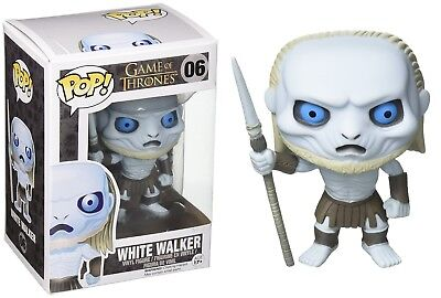 Funko Pop Game Of Thrones: White Walker Vinyl Action Figure Collectible Toy 3017