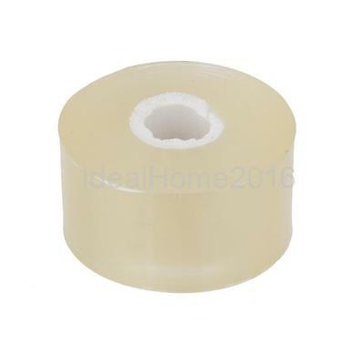 100mx3cm Grafting Stretchable Tape Moisture Barrier Plant Repair Clear
