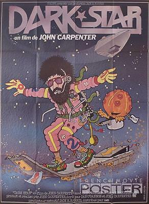 Dark Star - John Carpenter - Original Large French Movie Poster
