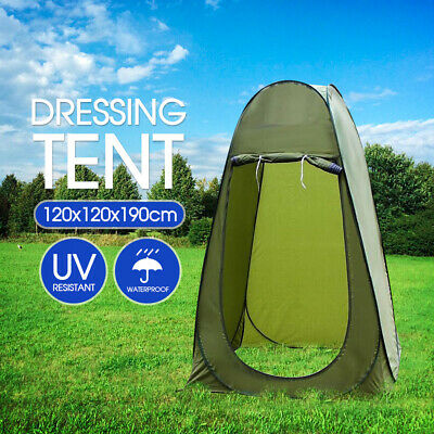 Au Seller New Privacy Ensuite Pop Up Shower Bath Tent Change Room Toilet Ty