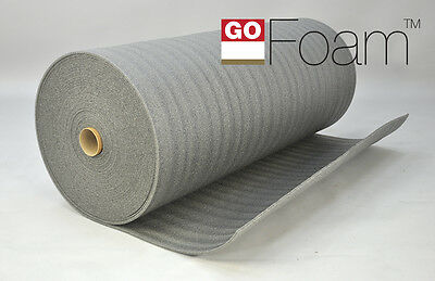 ECO Carpet Underlay 6mm Thick - 30m2 - GoFoam Brand - 100% Recyclable