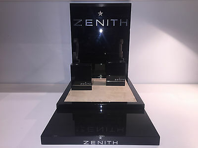 Used - ZENITH - Big Display Exposant Expositor - For Watches Relojes Montres