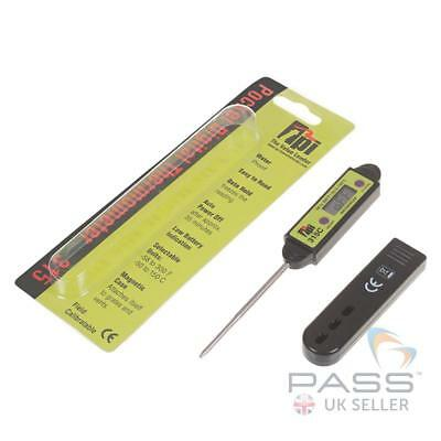 TPI 315C Water-Resistant Penetration Digital Thermometer