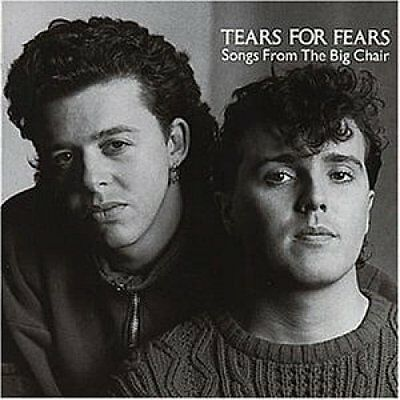 Tears for Fears Songs from the big chair (1985) [CD]