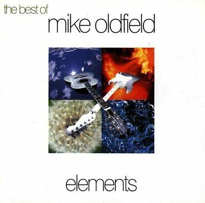 Mike Oldfield Elements-The best of (1993) [CD]