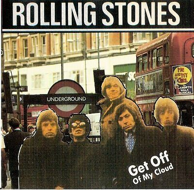 Rolling Stones Get off of my cloud (#st8272) [CD]