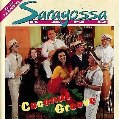 Saragossa Band Coconut groove (1993) [CD]