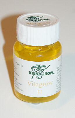Vitagrow H Orchid Growth solution (60mL) Plant rooting solution