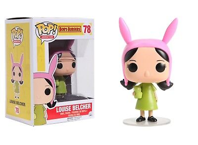 Funko Pop Animation Bob's Burgers: Louise Vinyl Action Figure Collectible Toy