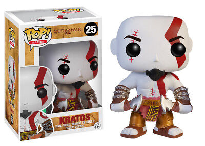 Funko Pop Games - God Of War: Kratos Vinyl Action Figure 3431 Collectible Toy 25