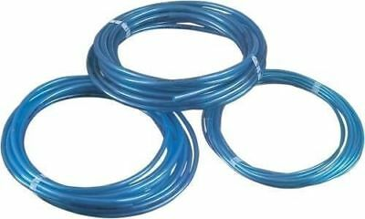 Motorcycle ATV Blue Polyurethane Fuel Line - 1/4in. I.D. x 25ft. A37330