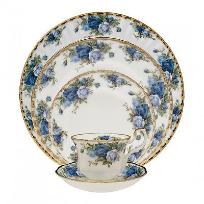 Royal Albert Moonlight Rose 20 Piece Place Setting DISCONTINUED