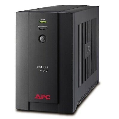 APC BX950U-AZ Back-UPS 950VA UPS 6 Outlet Uninterruptible Power Supply Protect