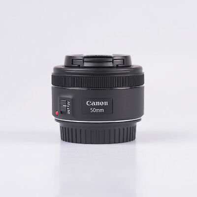 Brand New Canon Ef 50Mm F/1.8 Stm Lens