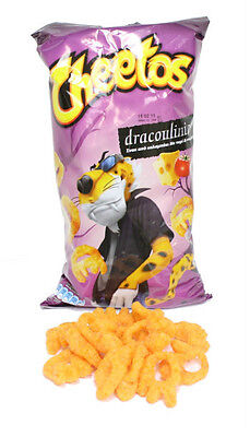 Lays Cheetos Dracoulinia Snacks 6 packs x 36g