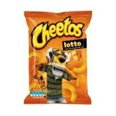Lays Cheetos Lotto Snacks 6 packs x 40g