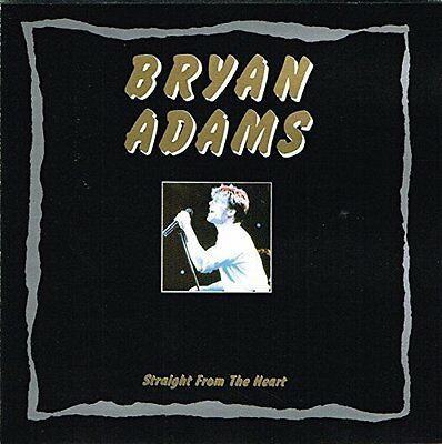 Bryan Adams Straight from the heart (live) [CD]