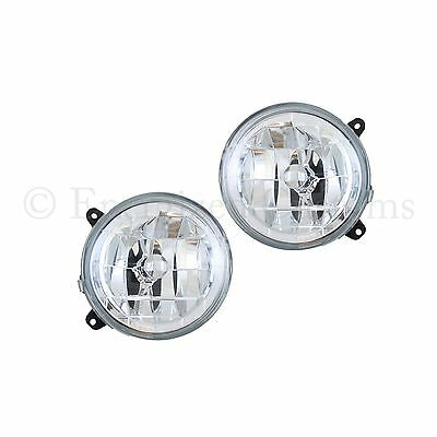 Subaru Impreza 10/2000-2/2003 Front Fog Light Lamps 1 Pair O/s & N/s