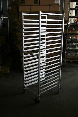 Aluminum 20 Pan Bun Rack NEW IN THE BOX WINCO  ALRK-20