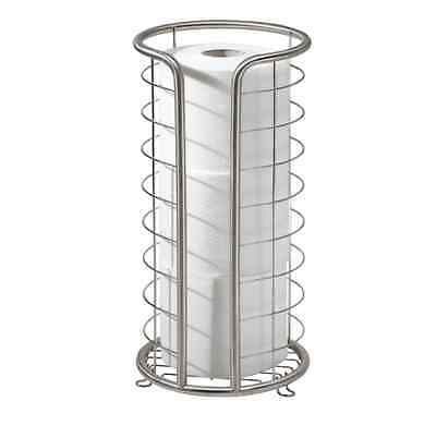 Interdesign 27160 Forma Stainless Steel Ultra Toilet Tissue Reserve, Free Ship