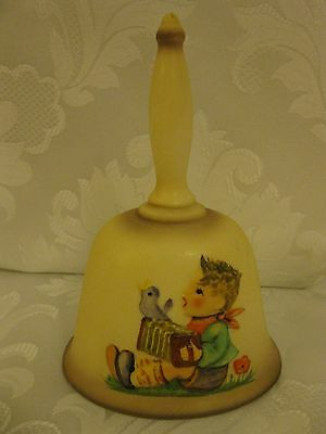 """Hummel Goebel 1978 Annual Bell- 1st Edition - Hum 700- """"Let's Sing"""""""