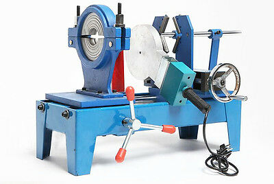 """110V Clamps 2.48""""-6.30""""(63-160mm) Manual Pipe Butt Fusion Welder Machine"""