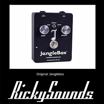 JANGLEBOX - NEW UPDATED- UK's Official Distributor. Perfect For Rickenbacker.