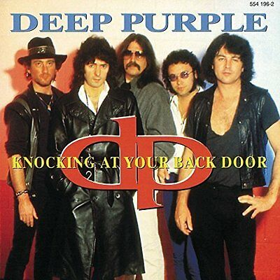 Deep Purple Knocking at your back door (compilation, 14 tracks, 1984-88/97) [CD]