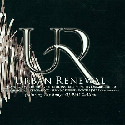 Phil Collins Urban renewal feat. the songs of (2001, v.a.: Ray J, Brandy..) [CD]
