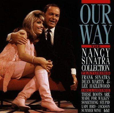 Nancy Sinatra Our way-The collection (16 tracks, feat. Frank Sinatra, Dea.. [CD]