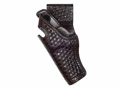 Leather Holster fits Smith & Wesson 4-inch L Frame