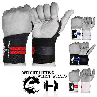 Weight Lifting Wrist Hand Wraps Training Gym Hand Support Cotton Hand Wraps