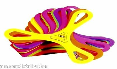 1 Tri-Wing Boomerang - Pinata Toy Loot/Party Bag Fillers Beach/Park Fun Kids