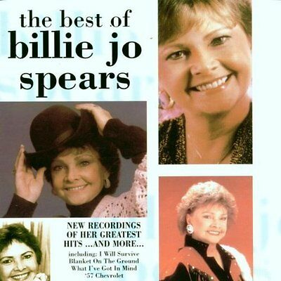 Billie Jo Spears Best of-New recordings of her hits..and more.. (15 track.. [CD]