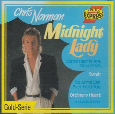 Chris Norman Midnight lady (compilation, 16 tracks, 1986/87) [CD]