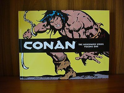 Conan: The Newspaper Strips - Volume One - Dark Horse Books HC 1st