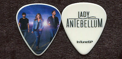 LADY ANTEBELLUM 2016 Summer Tour Guitar Pick!!! custom concert stage Pick