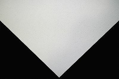 FLAT SANDTONE TEXTURE SUSPENDED CEILING TILES 600mm x 600mm (10 TILES)