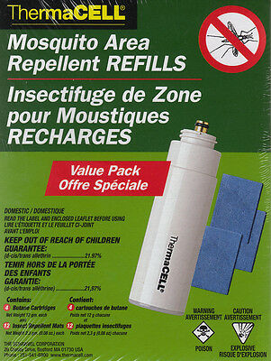 Thermacell 48 Hour Mosquito Repellent Refills