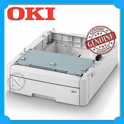 OKI Genuine 535xSheets Optional 2nd/3rd/4th Paper Tray- MC853/MC873 PN:45887302